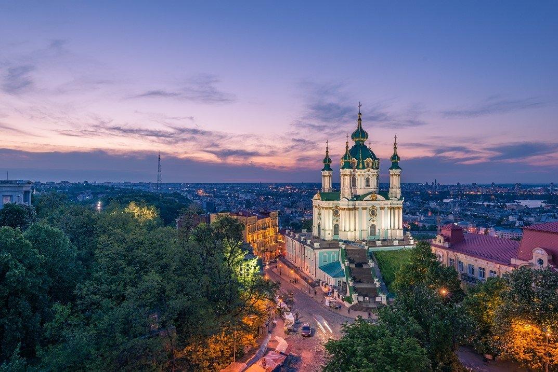 На Украине жалуются на засилье русского языка в Киеве
