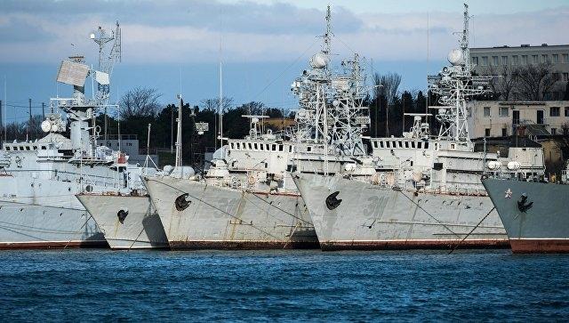 В ВМС Украины рассказали, почему сдали флот в Крыму в 2014 году
