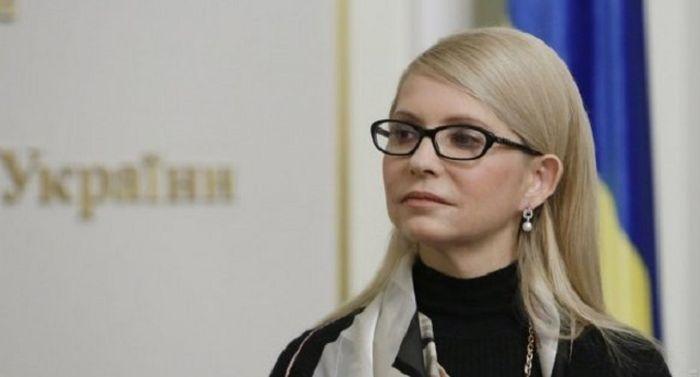 В партийной газете Тимошенко напечатали карту Украины без Крыма