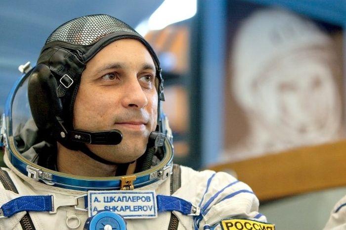 Космонавт Антон Шкаплеров проголосовал на борту МКС