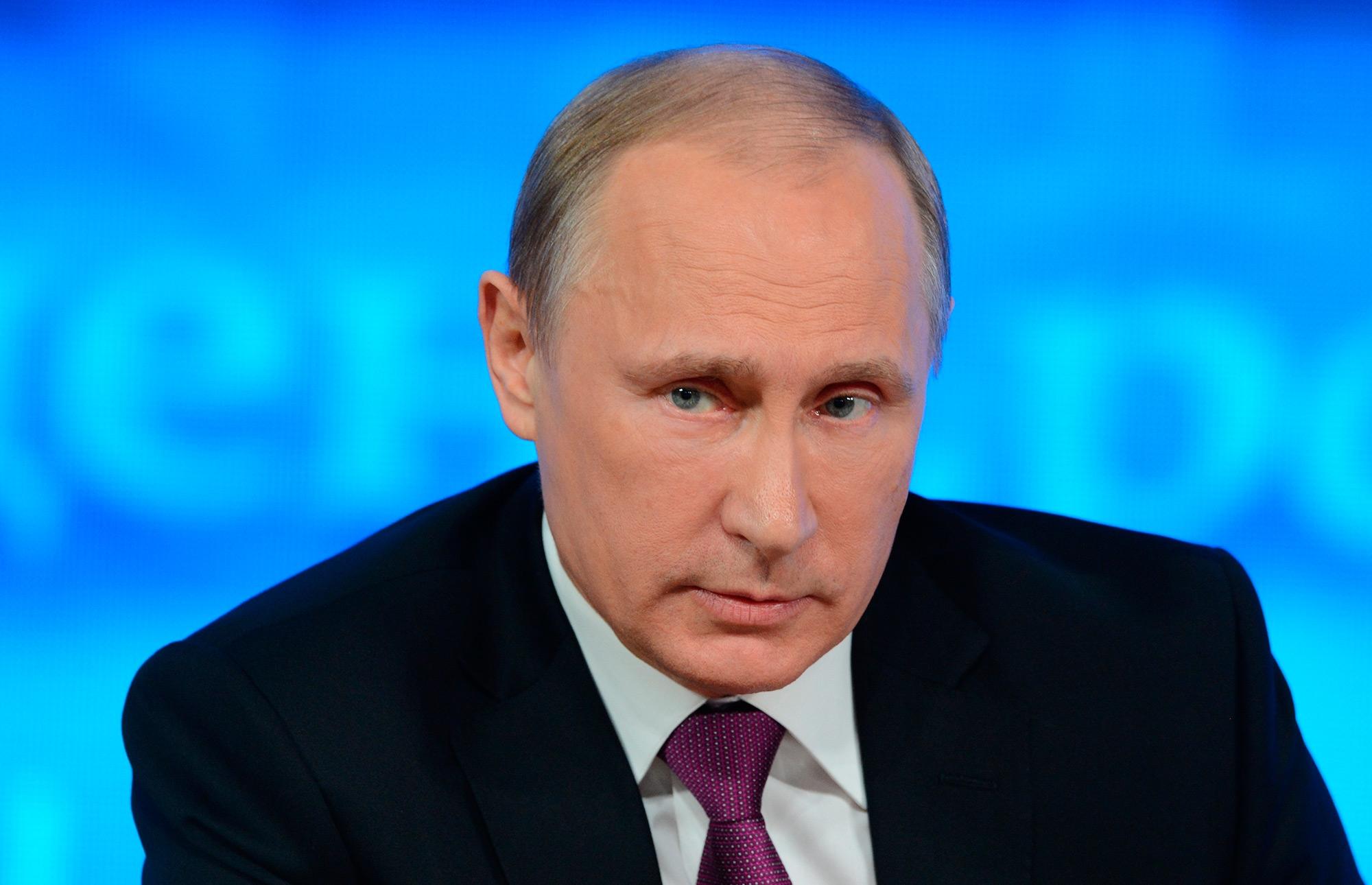 В ЦИК рассказали, сколько процентов голосов на данный момент получил Владимир Путин