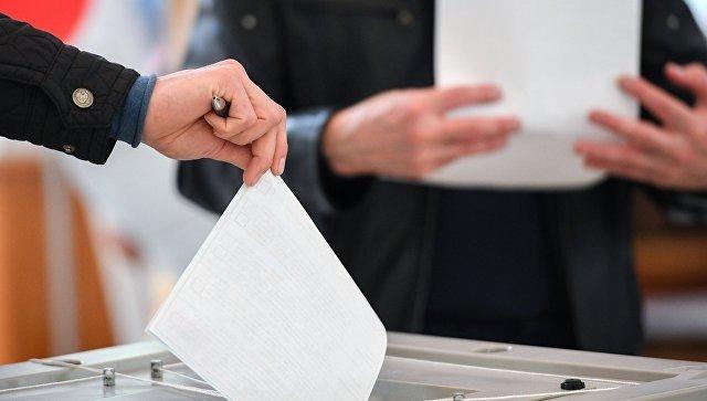 Стали известны первые результаты ЦИК по выборам в Крыму
