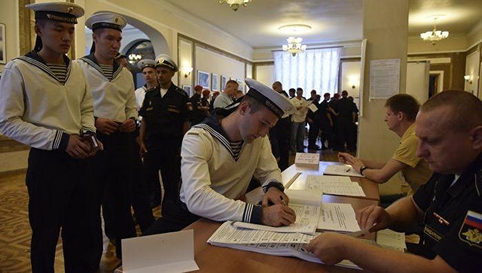 В Севастополе проголосовали больше половины избирателей: результаты явки