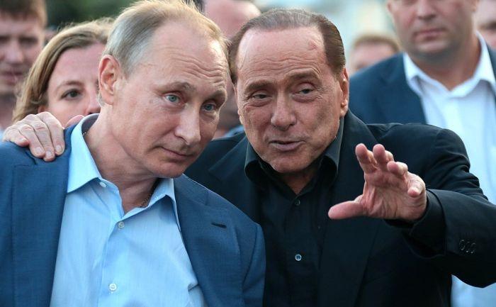 Берлускони назвал законным референдум о воссоединении Крыма с Россией