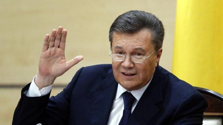 Янукович: власти Украины сделали все, чтобы оттолкнуть Крым