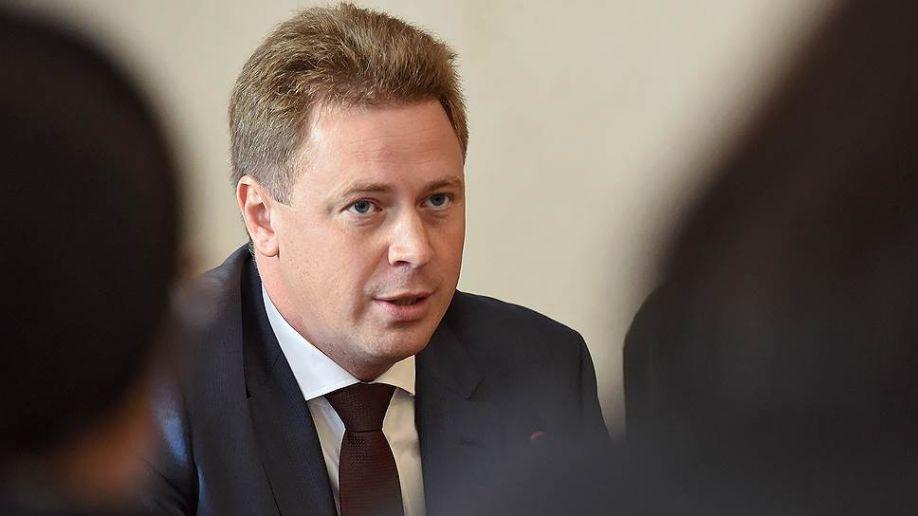 Овсянников признал, что Николаев привлекает в индустриальный парк Севастополя псевдоинвесторов