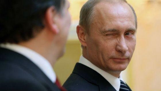 Путин президент! Стали известны результаты выборов