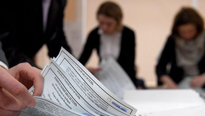 Наблюдатели не зафиксировали нарушений на выборах президента РФ в Крыму