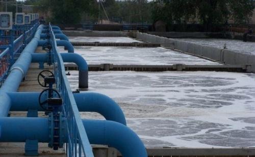 В Севастополе началось строительство очистных сооружений
