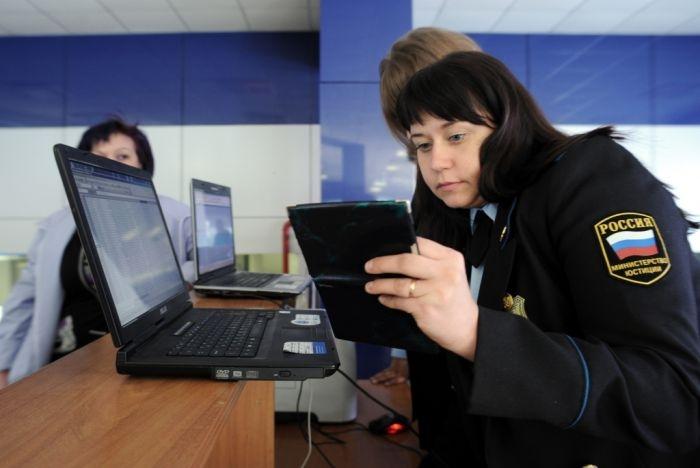 Судебные приставы будут проверять должников перед вылетом из аэропорта «Симферополь»