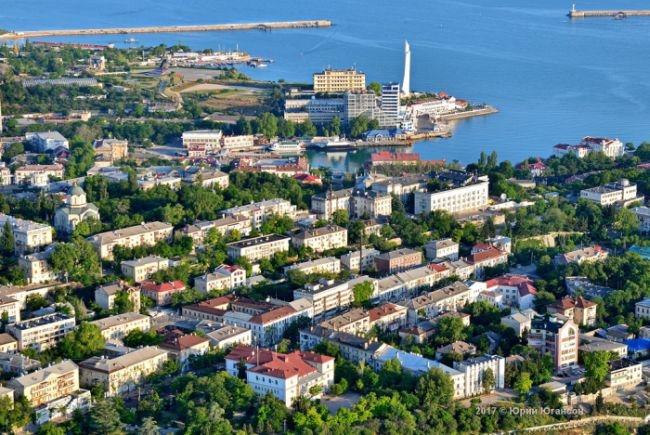 Через Центральный холм Севастополя теперь курсирует маршрутка