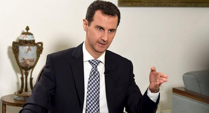 Президент Сирии попал в «Миротворец» из-за Крыма