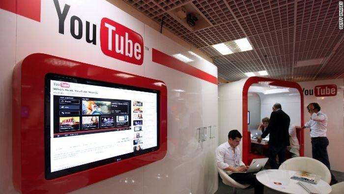 В России частично перестал работать YouTube