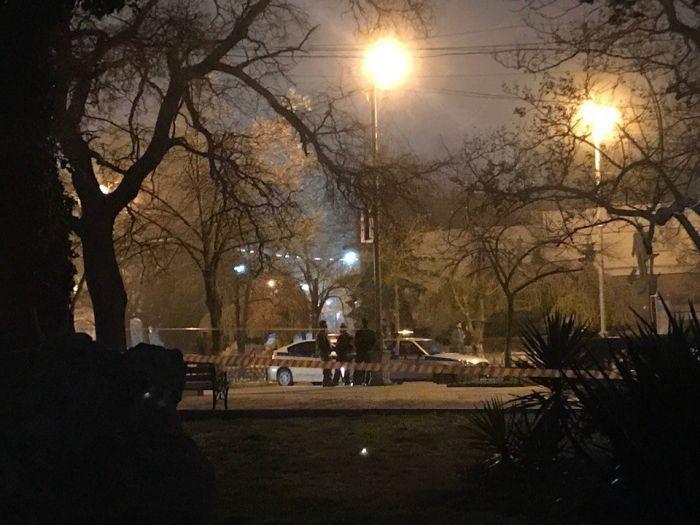 Центр Севастополя оцепили из-за сбитого беспилотника