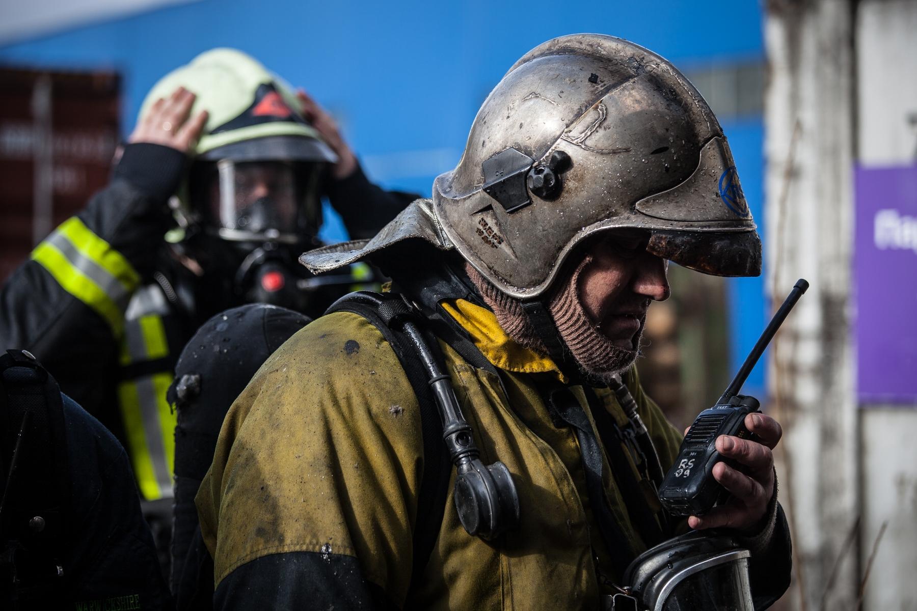 При пожаре в ТЦ «Персей для детей» погиб человек