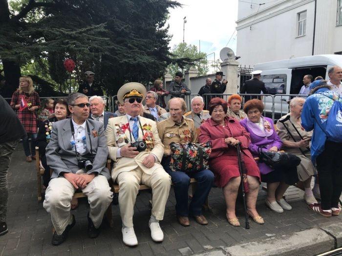 Ветераны Севастополя готовятся увидеть Парад Победы