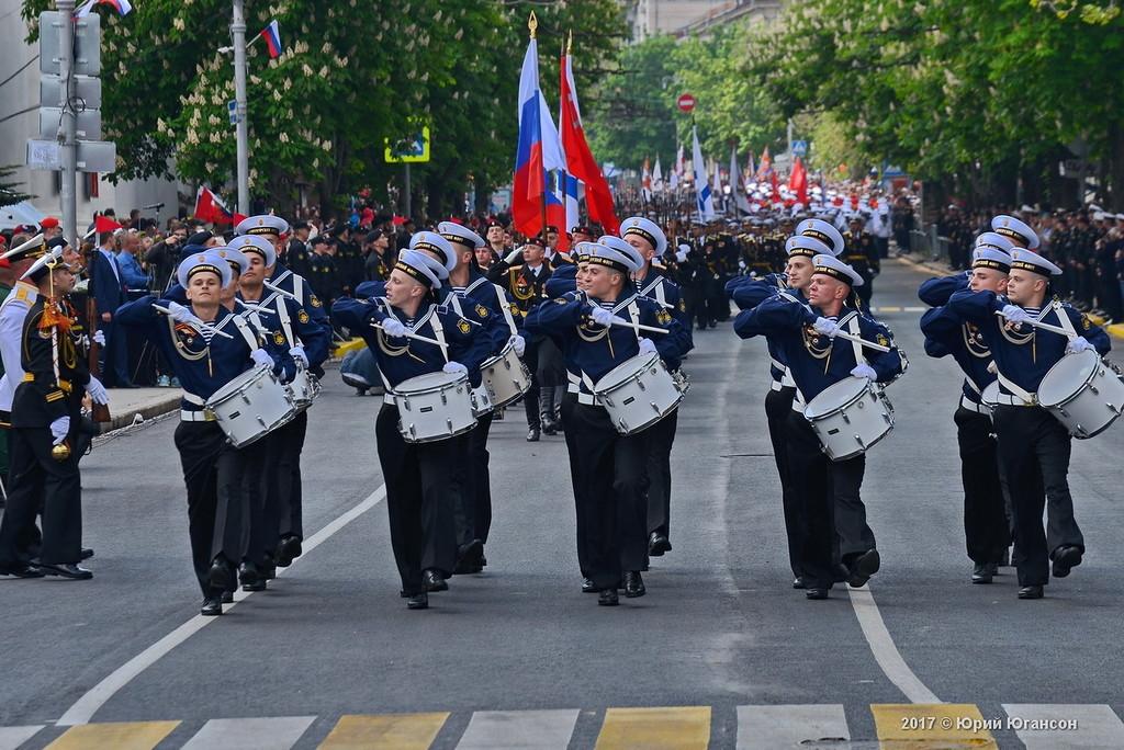 В Севастополе дважды проведут репетицию Парада Победы