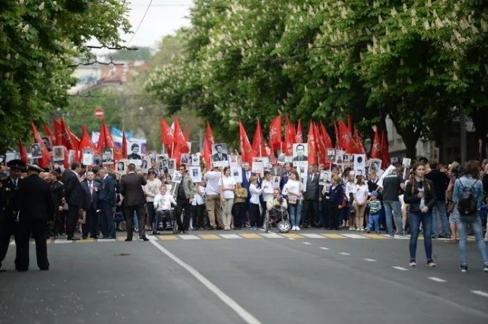 Севастопольцев призывают присоединиться к Всероссийской акции «Бессмертный полк»