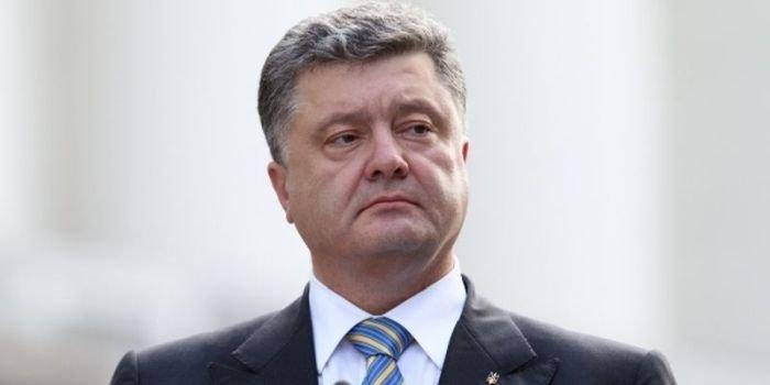 Передумал: Порошенко отозвал законопроект о лишении крымчан гражданства