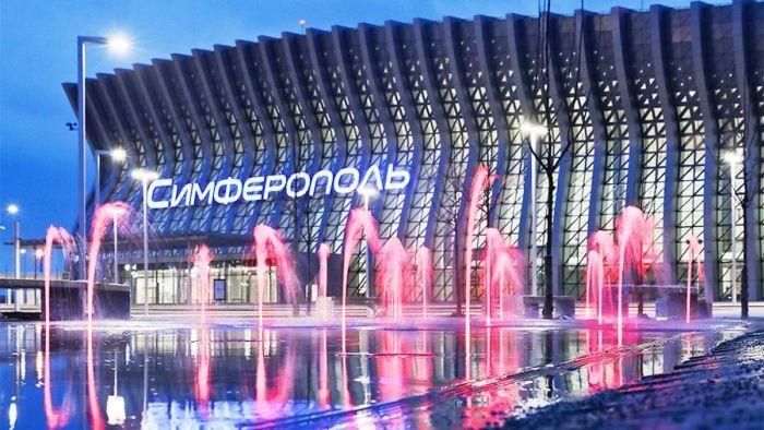 Новый терминал аэропорта «Симферополь» оценил знаменитый блогер