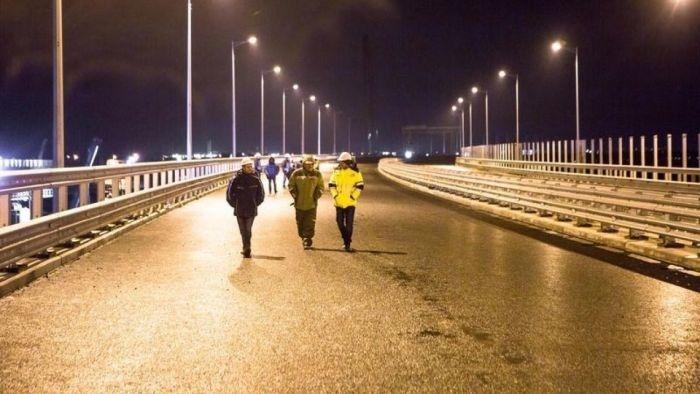 Уволен куратор безопасности Крымского моста