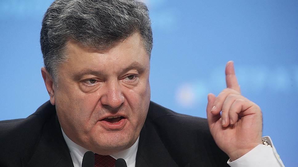 Порошенко рассказал, как Украина будет использовать Крымский мост
