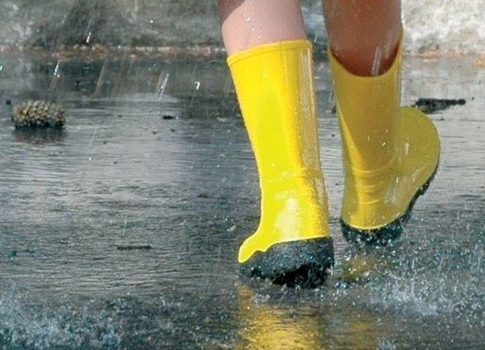 В Крыму дождливо, ветрено и жарко (прогноз погоды на 5 мая)