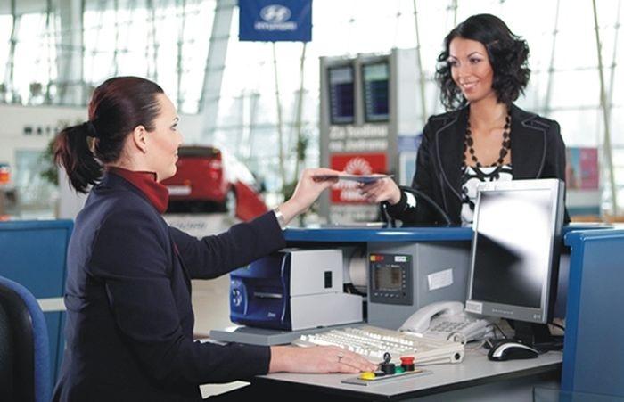 В аэропорту Симферополя можно пройти экспресс-регистрацию за 500 рублей