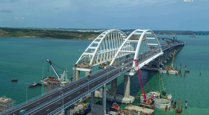 На Украине нашли способ обесценить Крымский мост