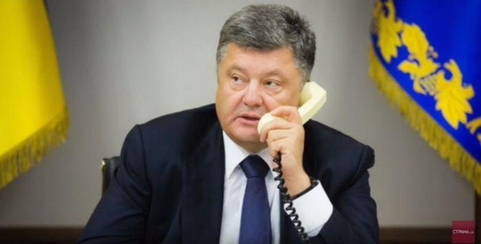 Порошенко заявил о начале принудительного взыскания долга с «Газпрома»