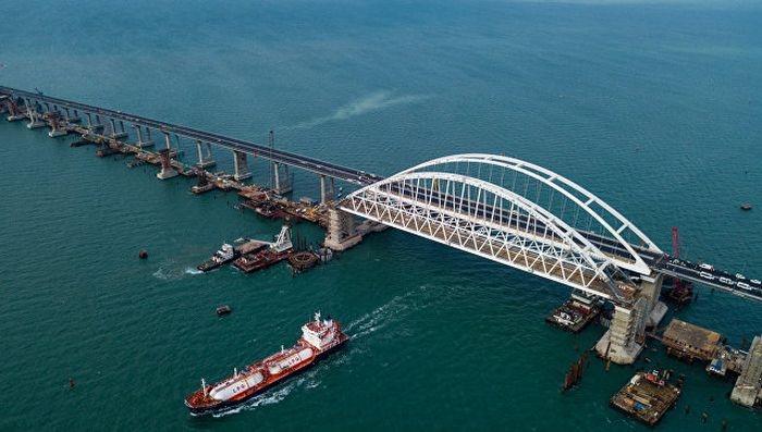 Прямая трансляция открытия Крымского моста