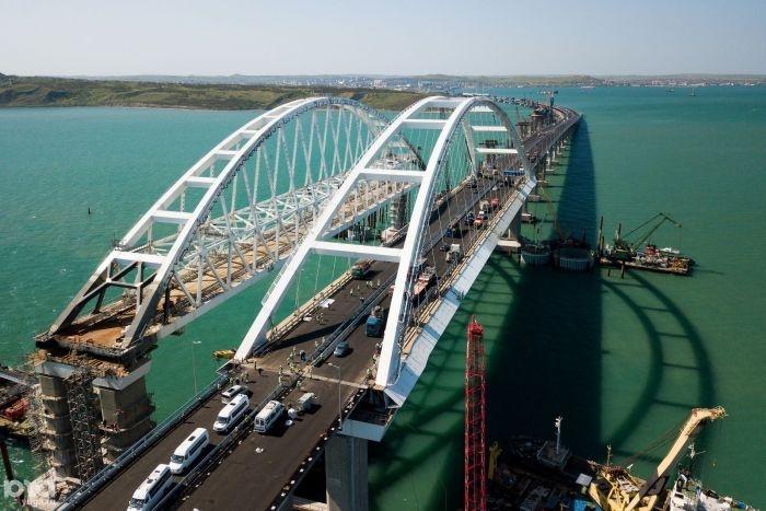 На охрану Крымского моста отдадут 54 миллиона рублей
