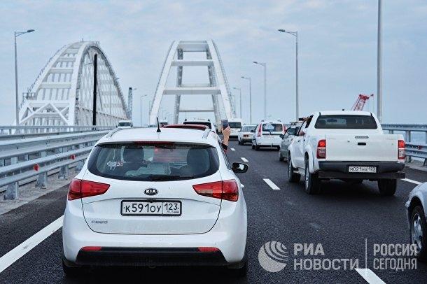 В США призвали Украину «взорвать Крымский мост Путина»