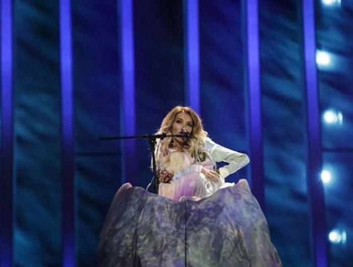 Юлия Самойлова выступит на «Евровидении» в «платье-горе»