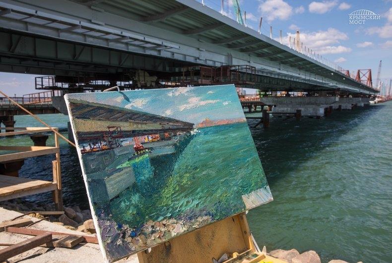 В Никитском саду откроется выставка «Крымский мост»