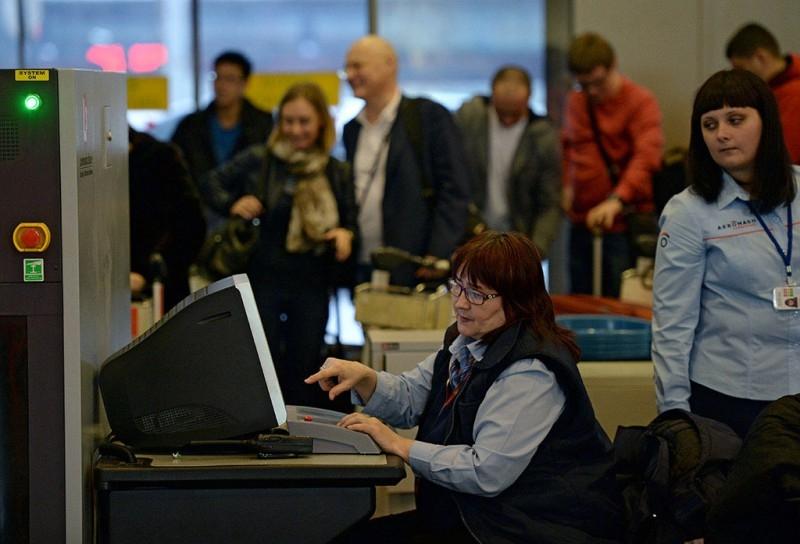 Аэропорт «Симферополь» ввел временный запрет на провоз любого оружия
