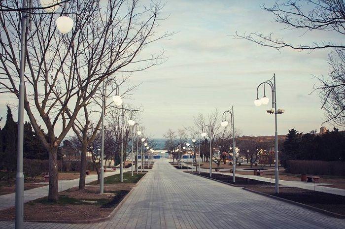 Парк Ахматовой в Севастополе теперь будет работать круглосуточно