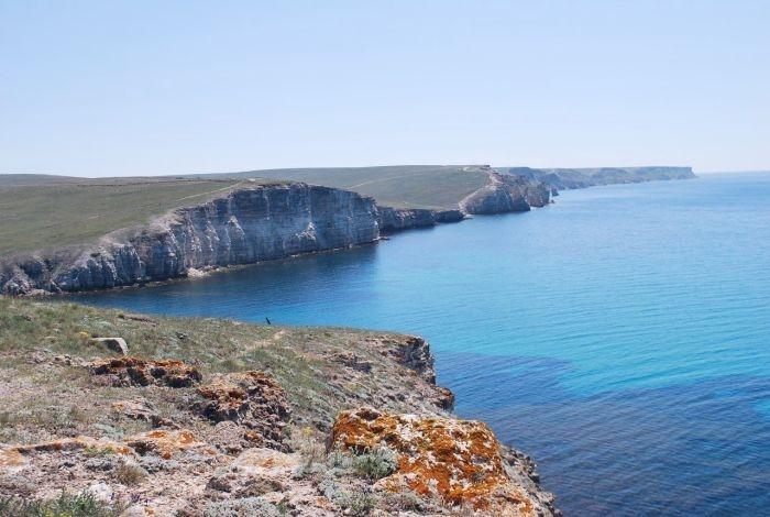 Блог путешественника по Крыму: прогулка по бескрайнему урочищу Джангуль
