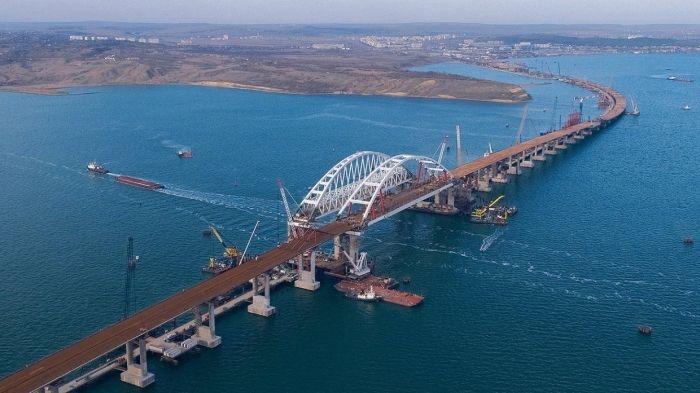 СМИ опубликовали правила проезда по Крымскому мосту