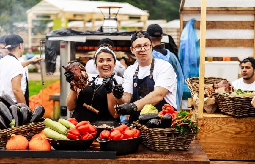 На фестиваль «О, да! Еда!» будет организован специальный трансфер (расписание)