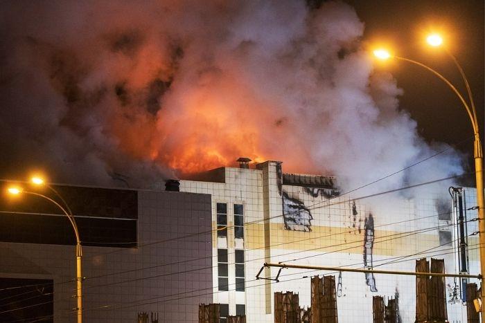 В Кемерово ввели новую должность в связи с пожаром в «Зимней вишне»