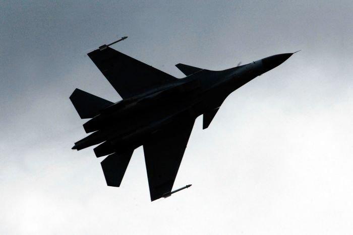 В Сирии потерпел крушение российский истребитель, оба летчика погибли