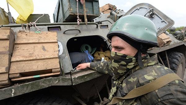 На Украине призвали стянуть войска к границе с Крымом