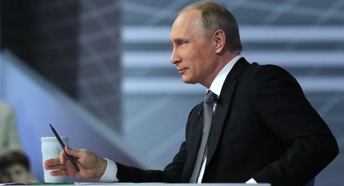 Путин утвердил список поручений по итогам прямой линии