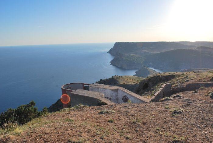 Блог путешественника по Крыму: прогулка на «бочку смерти» в Балаклаве