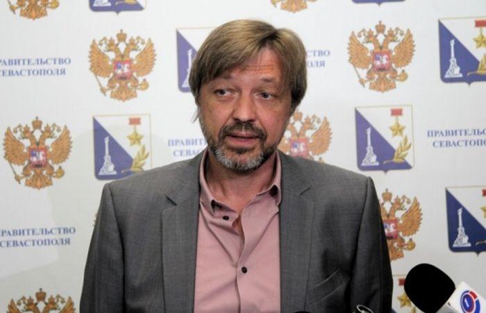 Уволен руководитель Корпорации развития Севастополя Олег Николаев