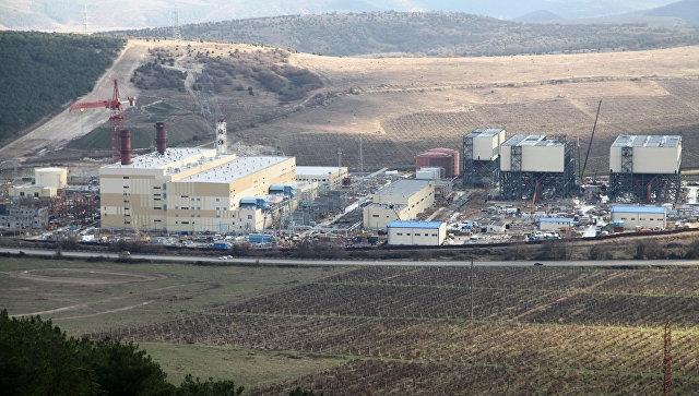 Балаклавская ТЭС выдала первые мегаватты в энергосистему полуострова