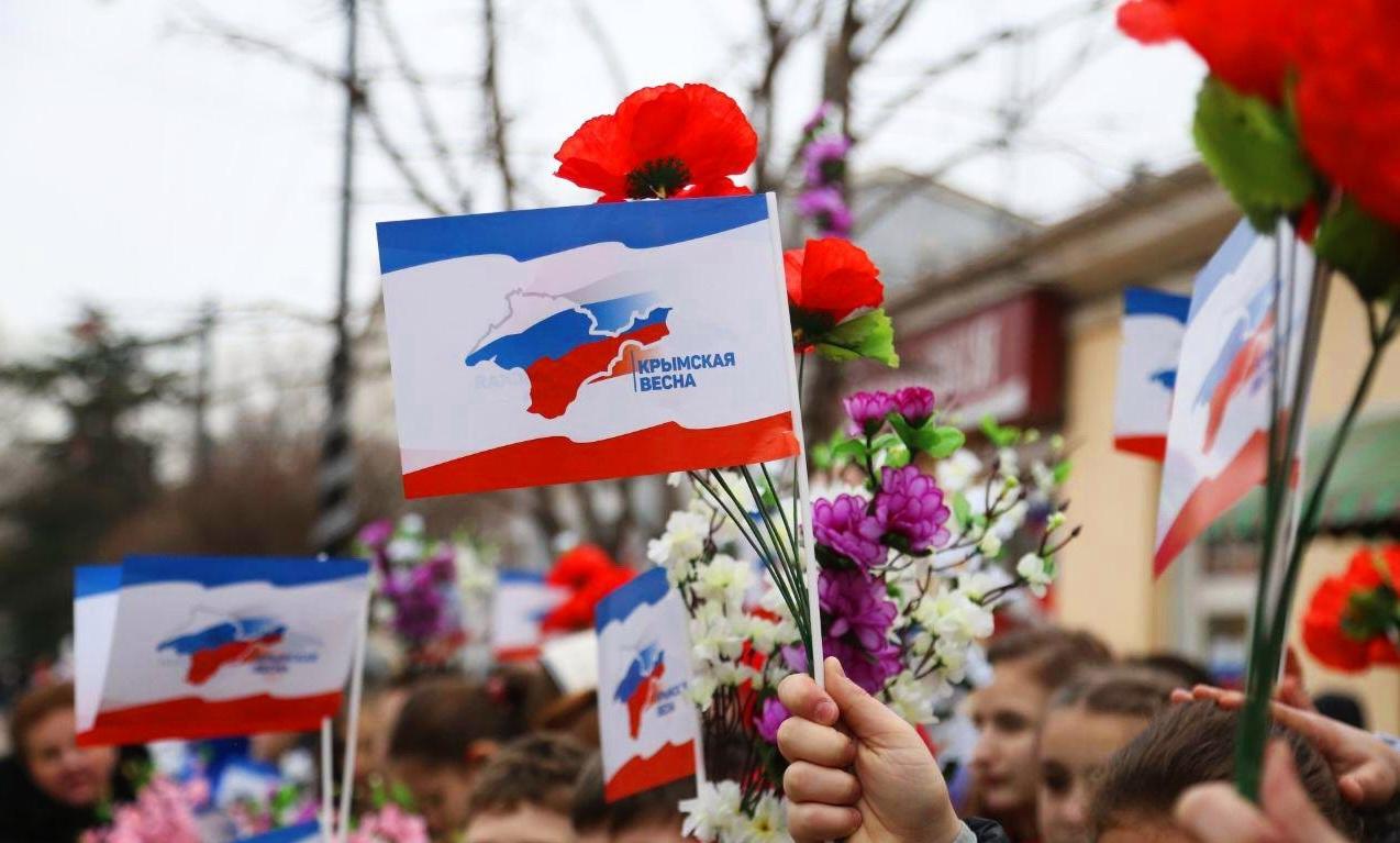 «Крымская весна» становится частью школьной программы