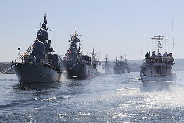 В Севастополь на День ВМФ приедет сирийская делегация