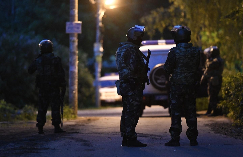 В популярный крымский бар нагрянули силовики со спецоперацией
